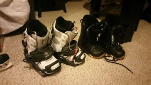 Skates/blades/boots