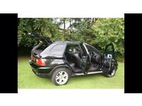 BMW X5 sport auto(lpg conversion from new).may px/swap