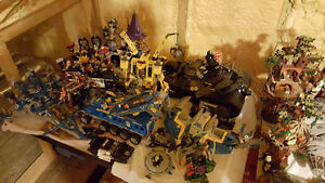 Large Lego Collection Up for Sale