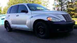 For sale 2003 PT  Cruiser  Turbo  GT Low milage.