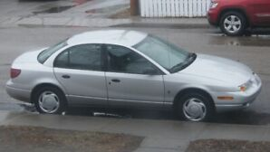 2002 Saturn S-Series Sedan