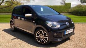 2016 Volkswagen UP 1.0 Club Up 5dr Manual Petrol Hatchback