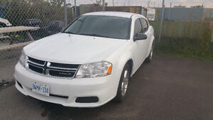 2012 Dodge Avenger , I can accept monthly payments