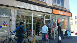 UP to 50% off on selected merchandise at VB Cycle