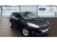 Ford Fiesta 1.0 EcoBoost Titanium 3dr **One Previous Owner, Balance of Manufactu