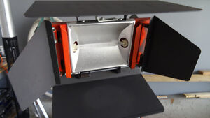 Television Lights, stands, & carrying case