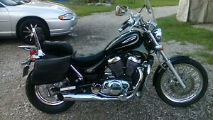 2004 Suzuki Intruder asking 3000.