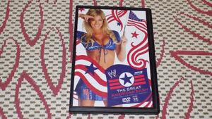 WWE THE GREAT AMERICAN BASH DVD, JULY 2005 PPV, JBL VS. BATISTA