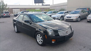 2007 Cadillac CTS Sedan Safety And ETESTED + 2 YR Warranty