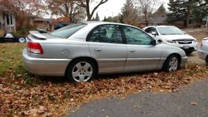 2000 Cadillac Catera Sedan for sale as is