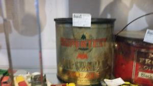 supertest can vintage  grease gold standard