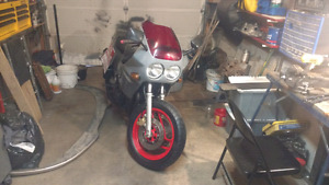 1988 yamaha fz600 $500 Price dropped