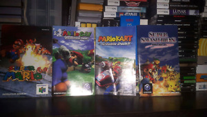 Manuals for trade looking for games.
