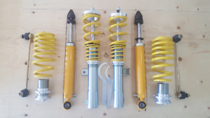 FK Streetline DAMPENING Coilovers - VW MK5/6 Golf Jetta