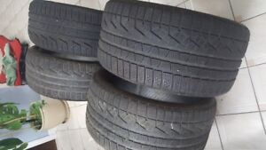 Pirelli Sottozero High Performance Tires.255/40/R20 & 285/35/R20