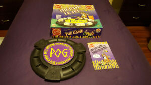 Pog The Game Plus Pogs & Slammers By Canada Games