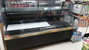 Refrigerated/Dry Display Case, Bakery Deli Equipment (Cooler)
