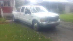 1999 Ford F-350 cuir Camionnette