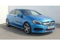 2013 MERCEDES A-CLASS A250 BlueEFFICIENCY Engineered by AMG 5dr Auto Hatchback p