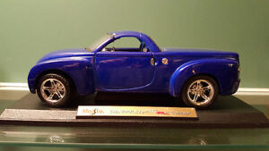 Chevrolet SSR Concept Diecast Model Manufactured from 2003-2006