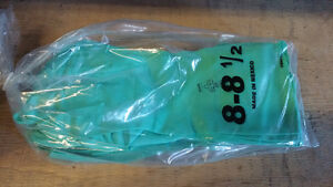 (6) BAGS W/(12) PAIR each: of Stansolv Nitrile GLOVES MAPA A-10