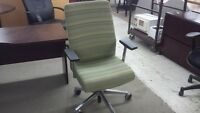 OFFICE CHAIRS BY GLOBAL HIGH BACK LIKE-NEW CONDITION 85.00 Mississauga / Peel Region Toronto (GTA) Preview