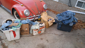 Wanted: Vintage Clothing, old watches, antiques etc.