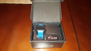 Polar RC3 BLUE GPS Speed & Distance HR Heart Rate Fitness Watch St. John's Newfoundland image 3