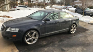 2008 Audi A6 quattro Fully Loaded!! REDUCED!!