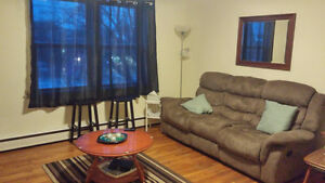 SEEKING ROOMMATE FOR SEPT `16 - AUG `17 LEASE QUEEN ST.