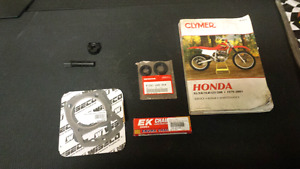 Honda xr 200 r new parts.