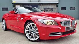 2009 BMW Z4 3.0 sDrive 35I DCT Twin Turbo Auto Crimson Red Massive Spec!