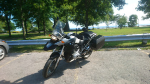 2006 BMW R1200gs for sale, low km, great condition