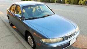 --1997 Mazda 626 LX--