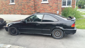 1998 Honda Civic SI Coupe (2 door) New price