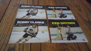 1970's hockey books