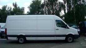 2013 VOLKSWAGEN CRAFTER 2.0 TDI 136PS LWB High Roof Van 57,000 Miles