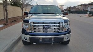 2010 Ford F-150 SuperCrew XLT Pickup Truck  Low kms