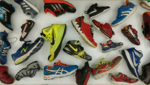 (3) Running shoes for boys