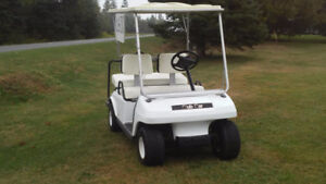 REDUCED    club car 4 passenger
