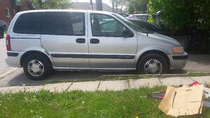 2003 Chevrolet Venture LS Minivan, Van