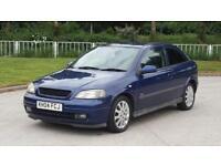 2004 Vauxhall Astra 1.6 i 16v SXi 3dr