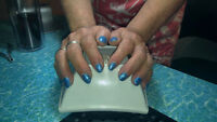 $20 off full gel manicures and Pedicures