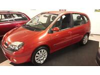 Renault Scenic Fidji 1.6 16v 2003 auto ONLY 81,877 MILES