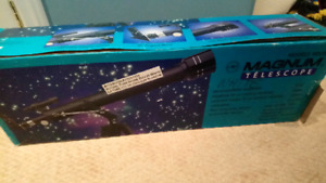 Astronomical Telescope!!! Never used. MAGNUM, M525. Great deal!