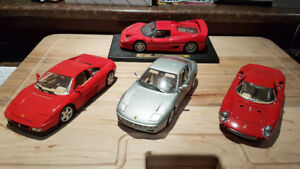 Die-Cast Model Cars BBurago and Maisto (Great Condition)