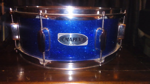 2009 mapex 14x5 basswood snare