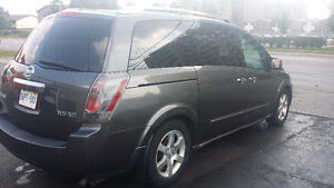 2009 Nissan Quest SE LOADED in Great Condition