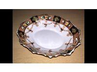 Royal Stafford English Bone China Oval Dish - Small