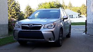 2014 Subaru Forester XT Limited, SUV, Excellent Winter Vehicle